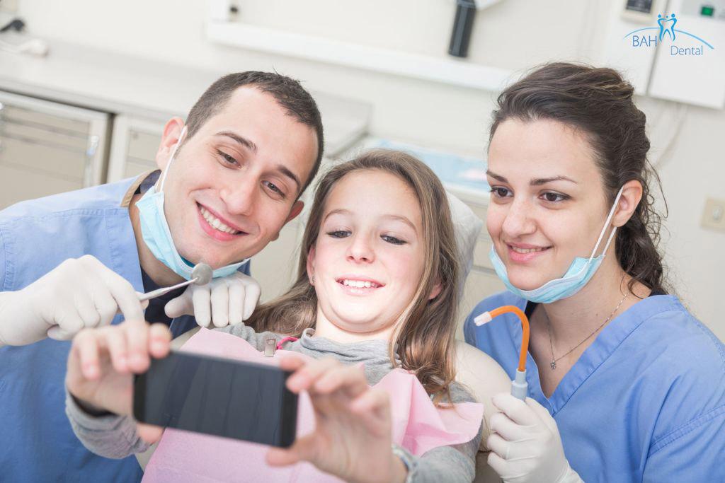 Diák fogászat