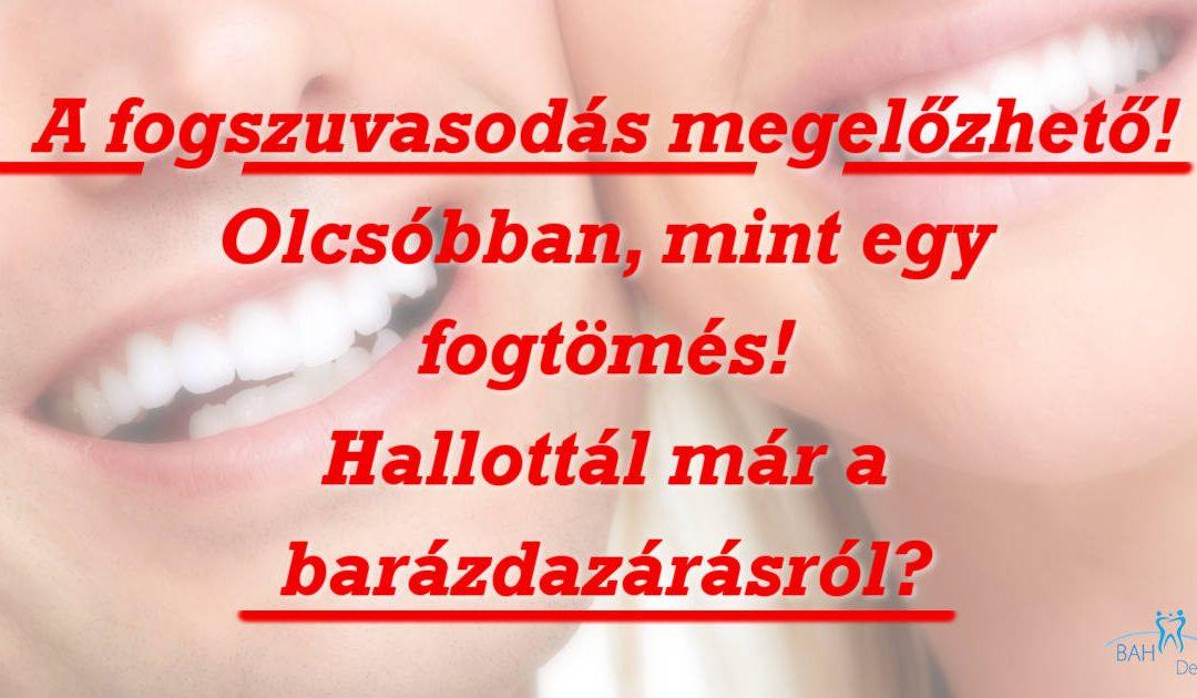 Talán az egyik leghatékonyabb módszer a fogszuvasodás ellen, mégis alig tudnak róla!