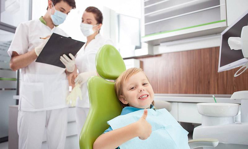 Gyerekbarát fogászat