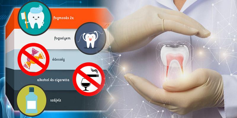 fogaink épségének megőrzése BAHDental fogászat